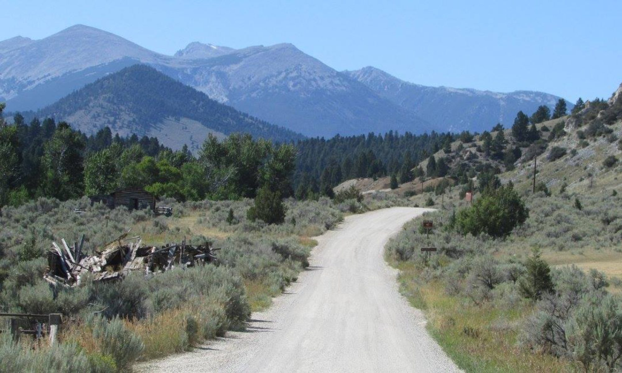 Ghost Towns and History of Montana